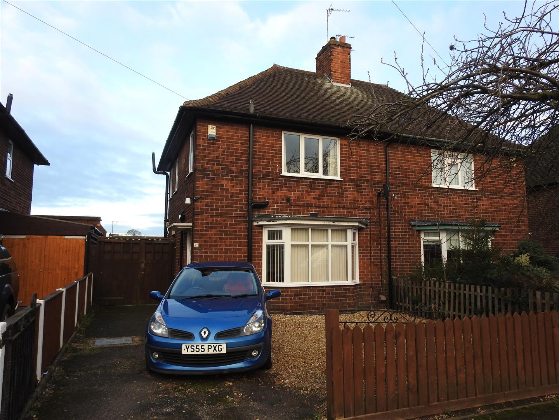 3 Bedrooms House for sale in Long Hill Rise, Hucknall, Nottingham